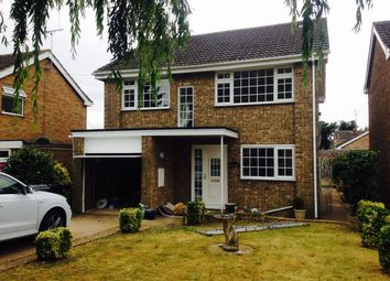 Thumbnail 4 bed terraced house to rent in Edwin Gardens, Bourne