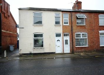 Thumbnail 3 bed end terrace house to rent in Wood Street, Kettering