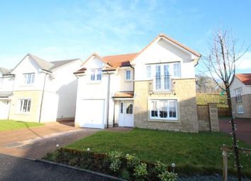 Thumbnail 4 bedroom detached house for sale in Heron Drive, Cumbernauld, Glasgow, North Lanarkshire