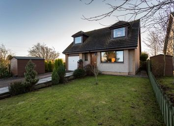 Thumbnail 3 bedroom detached house for sale in St Ninians Road, Padanaram, Forfar, Angus