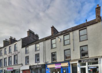 Thumbnail 2 bed flat for sale in Castle Street, Forfar