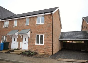 Thumbnail 3 bed end terrace house to rent in Buttercup Avenue, Minster-On-Sea