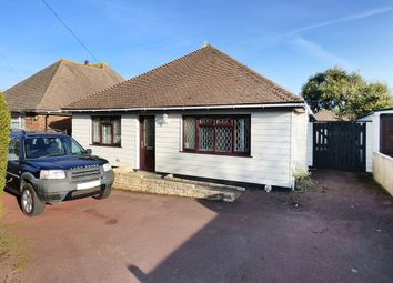 Thumbnail 3 bed detached bungalow for sale in Farm Close, Elmer, Bognor Regis