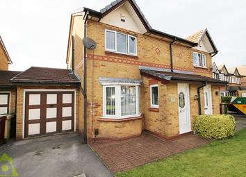Thumbnail 3 bed semi-detached house for sale in Knightswood, Bolton