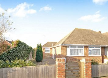 Thumbnail 3 bed semi-detached bungalow for sale in Grimshill Road, Whitstable, Kent