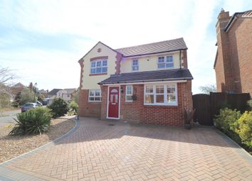 Thumbnail 4 bed detached house for sale in Coral Reef Close, Eastbourne, East Sussex