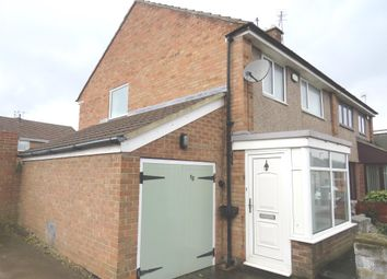 Thumbnail 3 bedroom semi-detached house for sale in Pennyman Close, Normanby, Middlesbrough