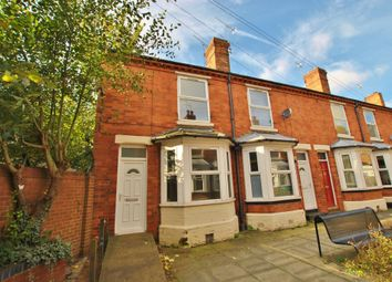 Thumbnail 2 bed end terrace house to rent in Thurgarton Avenue, Nottingham