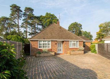 Rowan Close, Fleet GU51. 4 bed detached bungalow