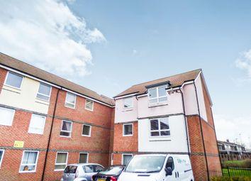 Thumbnail 2 bedroom flat to rent in Hindmarsh Drive, Ashington