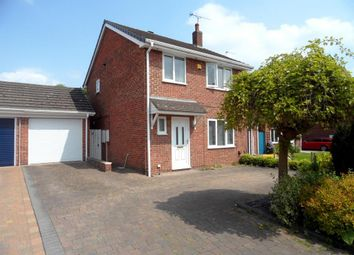 Thumbnail 3 bed semi-detached house to rent in Woodlands Way, Tarporley