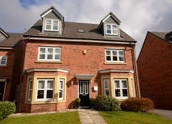 Thumbnail 5 bed detached house for sale in Hydrangea Close, Westhoughton