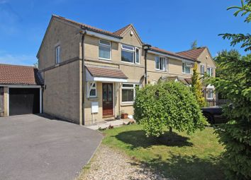 Thumbnail 3 bed semi-detached house for sale in Sulis Manor Road, Odd Down, Bath