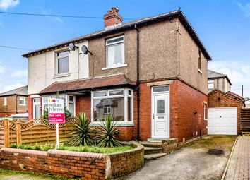 Thumbnail 2 bedroom semi-detached house for sale in Crest Road, Ainley Top, Huddersfield