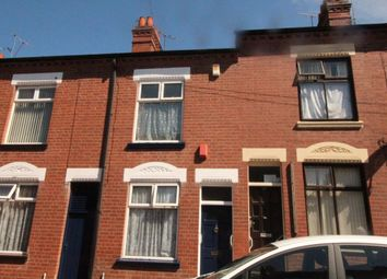 Thumbnail 3 bed property to rent in Cromford Street, Leicester