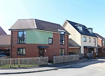 Thumbnail 3 bed link-detached house for sale in Vickers Way, Upper Cambourne, Cambourne, Cambridge
