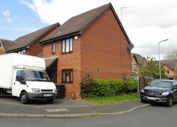 Thumbnail 3 bed town house for sale in Patricia Drive, Tipton, West Midlands