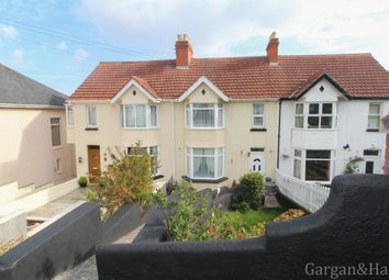 Thumbnail 3 bedroom terraced house for sale in Boundary Road, Chelston, Torquay