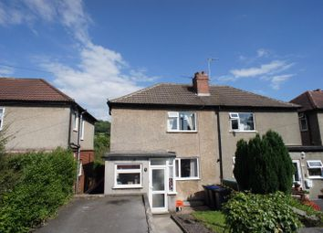 Thumbnail 3 bed semi-detached house to rent in Bournebrook Avenue, Wirksworth, Matlock