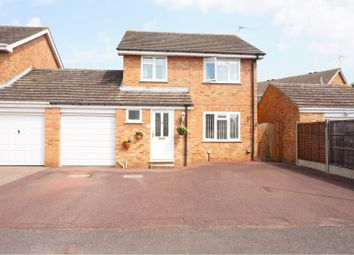 Thumbnail 4 bed link-detached house for sale in Bissley Drive, Maidenhead