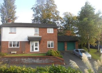 Thumbnail 4 bed property to rent in Blossoms Heights, Northwich