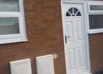 Thumbnail 1 bed flat to rent in Whinmoor Crescent, Leeds