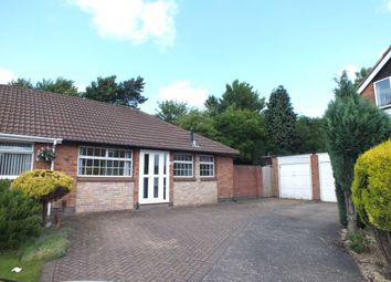 Thumbnail 2 bed bungalow to rent in West Rise, Sutton Coldfield