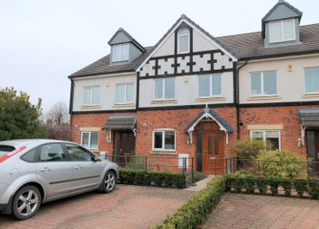 Thumbnail 3 bed town house for sale in Imperial Court, Nantwich
