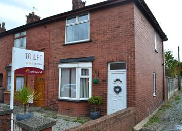 Thumbnail 3 bed end terrace house to rent in Piele Road, Haydock