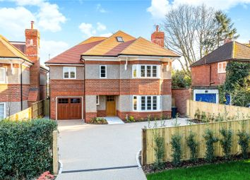 Thumbnail 5 bed detached house for sale in Vicarage Lane, Kings Langley, Hertfordshire