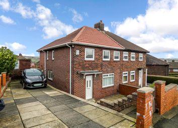 Thumbnail 4 bed semi-detached house for sale in Ridgeway, Huddersfield