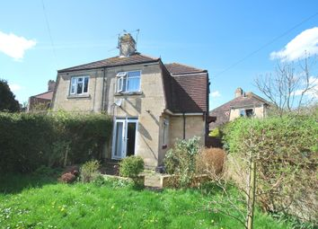 Thumbnail 2 bed semi-detached house for sale in Roundhill Park, Bath