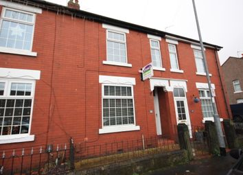 Thumbnail 2 bed town house for sale in Well Street, Biddulph, Stoke-On-Trent