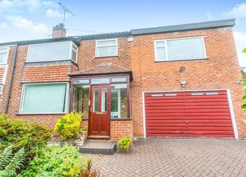 Thumbnail 5 bed semi-detached house for sale in Vendale Avenue, Swinton, Manchester