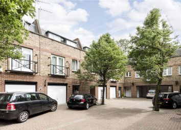 Thumbnail 4 bed mews house for sale in Hogan Mews, Maida Vale, London
