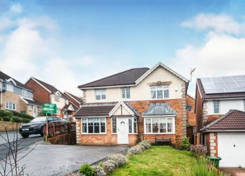 Thumbnail 4 bed detached house for sale in Graig Y Mynydd, Thomastown, Porth