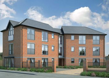 "Thumbnail 2 bedroom flat for sale in ""Hewett House 1"" at Hornbeam Place, Reading"