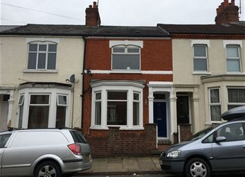 Thumbnail 3 bedroom terraced house to rent in Cecil Road, Northampton, Northamptonshire