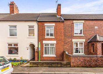 Thumbnail 3 bed terraced house for sale in School Street, Church Gresley, Swadlincote