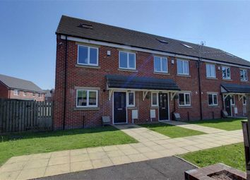 Thumbnail 4 bed town house for sale in Bridge Close, Sutton In Ashfield, Nottinghamshire