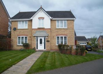Thumbnail 4 bed detached house for sale in Sunningdale Close, Winsford, Cheshire, England