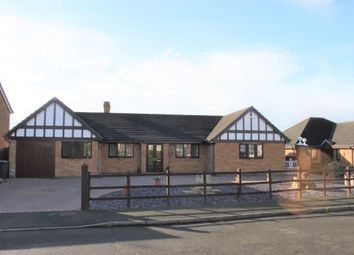 Thumbnail 4 bed detached bungalow for sale in Owlswick Close, Littleover, Derby