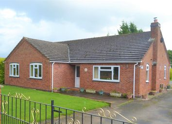 Thumbnail 3 bed bungalow for sale in Oak View, Chapel Lane, Bronington