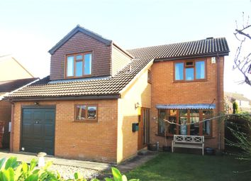 Thumbnail 4 bed detached house for sale in Barley Rise, Strensall, York