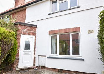 Thumbnail 2 bed terraced house for sale in Olton Avenue, Beeston, Nottingham
