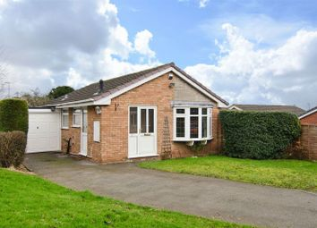 Thumbnail 2 bed detached bungalow for sale in Francis Road, Lichfield