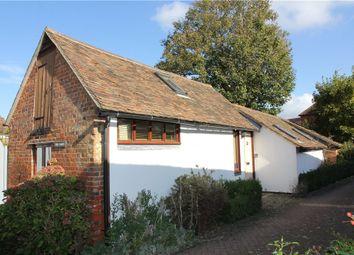 Thumbnail 1 bed barn conversion for sale in Church Street, Wye, Ashford, Kent