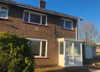 Thumbnail 3 bed semi-detached house to rent in Garrick Walk, Crawley