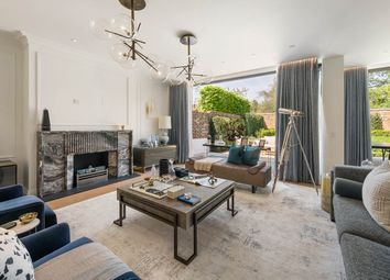 Thumbnail 6 bed terraced house for sale in Ilchester Place, Holland Park, London