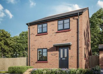 "Thumbnail 3 bed detached house for sale in ""The Ferwick"" at Boundary View, Darlington"